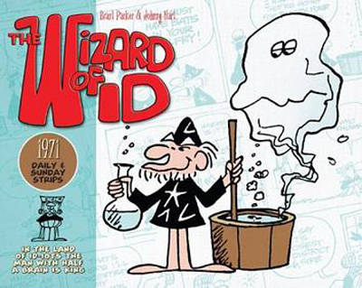 Wizard of ID and B.C.